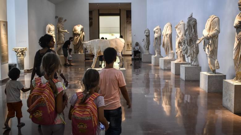 Διεθνής Ημέρα Μουσείων: Ελεύθερη είσοδος σε όλα τα μουσεία