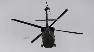 Στρατιωτικό ελικόπτερο έριξε κουτί με πυρομαχικά πάνω σε... σχολείο