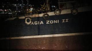 Σύλληψη για νέες διαρροές στα δεξαμενόπλοια «Αγία Ζώνη»