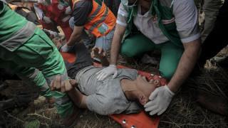 ΟΗΕ: «Εντελώς δυσανάλογη» η απάντηση του Ισραήλ στις παλαιστινιακές διαδηλώσεις στη Γάζα