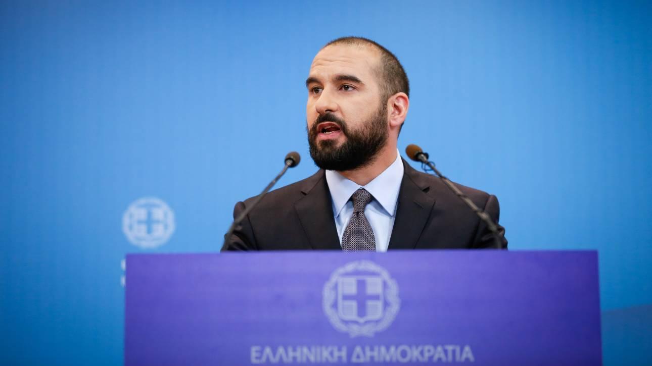 Τζανακόπουλος για Ίλιντεν Μακεδονία: Υπάρχουν πολλά ονόματα στο τραπέζι