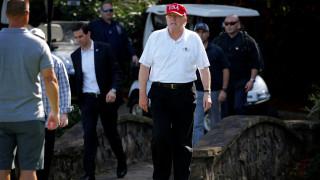 ΗΠΑ: Ένοπλος εισέβαλε στο γήπεδο γκολφ του Τραμπ