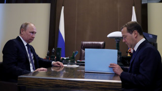 Η σύνθεση της νέας κυβέρνησης της Ρωσίας