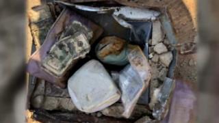 Μετρητά, διαμάντια, χρυσό: Ο κήπος τους έκρυβε ένα θησαυρό