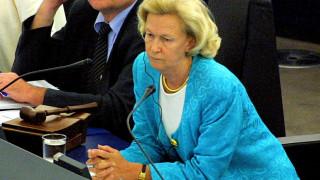 Απεβίωσε η πρώην πρόεδρος του Ευρωπαϊκού Κοινοβουλίου Νικόλ Φοντέν
