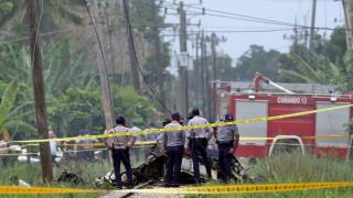 Συντριβή αεροσκάφους στην Αβάνα: Πάνω από 100 νεκροί