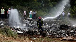 Κούβα: Δύο επιζώντες και πάνω από 100 νεκροί από τη συντριβή αεροσκάφους