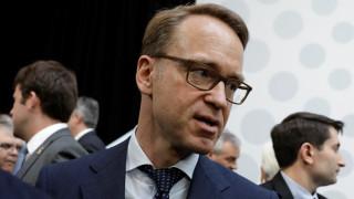 Έτοιμος να αναλάβει το «τιμόνι» της ΕΚΤ δηλώνει ο Βάιντμαν