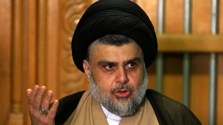 Ιράκ: Ο Μοκντάντα Σαντρ νικητής των εκλογών