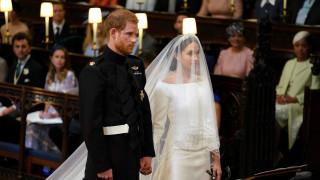 Βασιλικός γάμος: Έφθασε η μεγάλη στιγμή για τον Χάρι και τη Μέγκαν