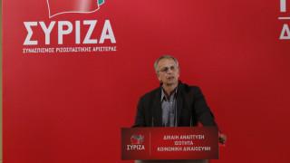 Ρήγας στην Κ.Ε. του ΣΥΡΙΖΑ: Διακριτά τα ριζοσπαστικά αριστερά χαρακτηριστικά μας
