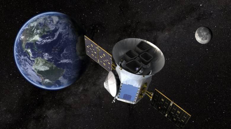 H πρώτη φωτογραφία του «κυνηγού» εξωπλανητών TESS συγκλονίζει