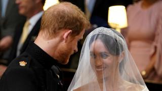 Βασιλικός γάμος: Η απίστευτη ατάκα του Χάρι στη Μέγκαν μετά τον γάμο