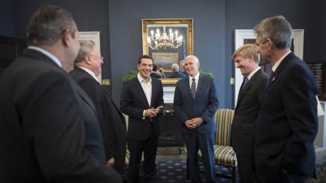 Σκοπιανό: Ιστορική ευκαιρία για λύση, λέει ο Λευκός Οίκος
