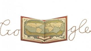 Αφιερωμένο στον Αβραάμ Ορτέλιους το σημερινό doodle της Google