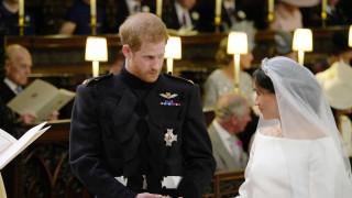 #RoyalWedding: Σχεδόν 6 εκατομμύρια tweets για τον γάμο του Χάρι με τη Μέγκαν