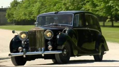 Ποια ήταν τα αυτοκίνητα που πρωταγωνίστησαν στο γάμο της Meghan Markle και του πρίγκιπα Harry;