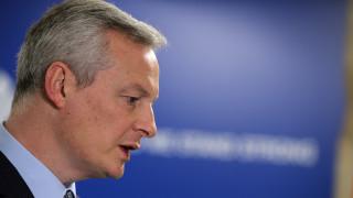 Λεμέρ: Αν η Ρώμη δεν σεβαστεί τις δεσμεύσεις της, θα επηρεαστεί η ευρωζώνη