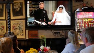 Βασιλικός γάμος: Εκατομμύρια άνθρωποι παρακολούθησαν τον γάμο του Χάρι και της Μέγκαν