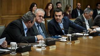 Συνεδρίαση του υπουργικού συμβουλίου το μεσημέρι της Δευτέρας