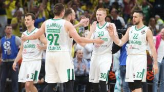 Euroleague: Το «θαύμα» της Ζαλγκίρις στην τρίτη θέση