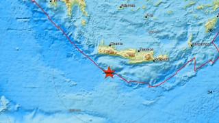Σεισμός 4,4 Ρίχτερ αναστάτωσε τη Δυτική Κρήτη