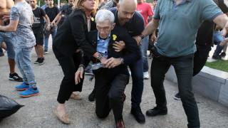 Συγκεντρώσεις συμπαράστασης στον Γιάννη Μπουτάρη στη Θεσσαλονίκη
