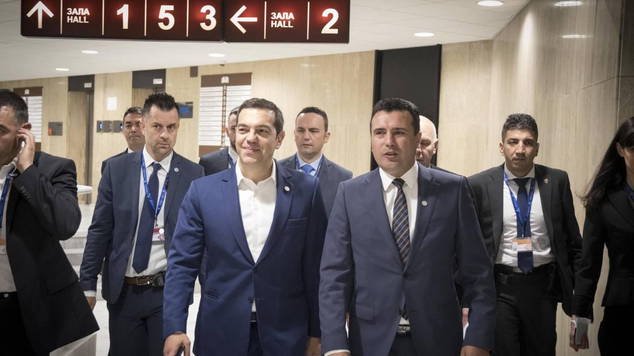Σκοπιανό: Επιστροφή στα γνωστά μετά την απόρριψη του «Ίλιντεν»