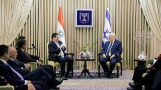 Άνοιξε η πρεσβεία της Παραγουάης στην Ιερουσαλήμ