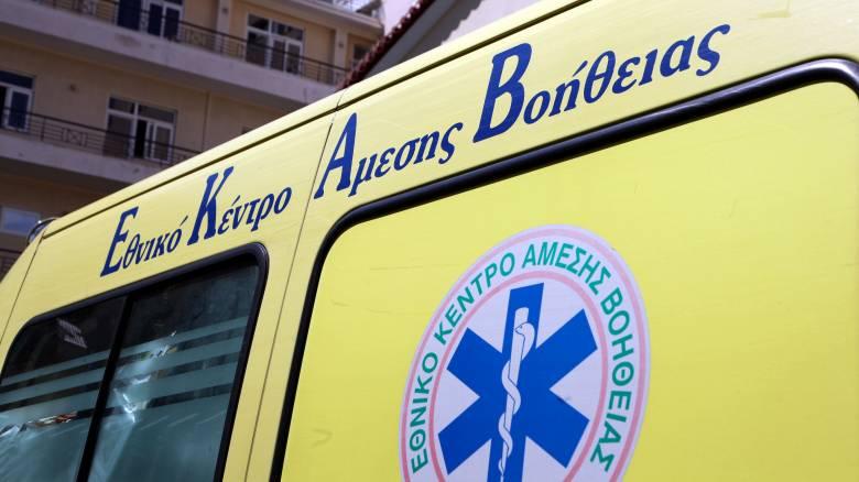 Σοβαρός τραυματισμός εργάτη σε εργοστάσιο στη Λάρισα