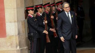 Νέος πρόεδρος Καταλονίας: «Η Αθήνα ήταν δική μας»