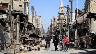 Ελεύθερη η Δαμασκός από τους τζιχαντιστές του ISIS