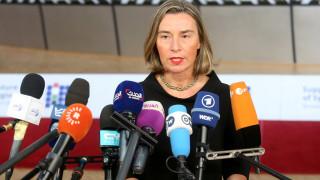 Μογκερίνι σε Πομπέο: Δεν υπάρχει εναλλακτική λύση στη διεθνή συμφωνία για το Ιράν