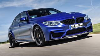 BMW M3 CS: η τελευταία είναι και η κορυφαία