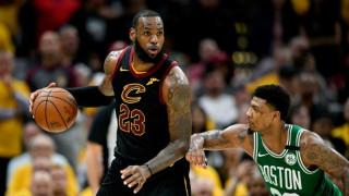 NBA: Με έναν εκπληκτικό Λεμπρόν οι Καβαλίερς ισοφάρισαν τη σειρά