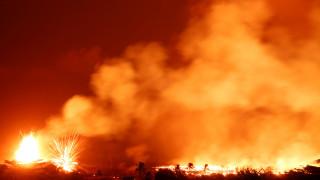 Το Κιλαουέα αγρίεψε: Ποτάμια λάβας και δηλητηριώδη αέρια «πνίγουν» τη Χαβάη