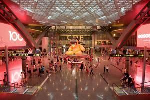 Hamad International, Doha, Qatar (DOH)