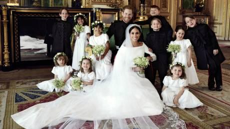 Βασιλικός γάμος εναντίον shopping σημειώσατε ένα