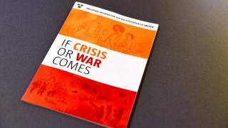 «Αν έρθει πόλεμος ή κρίση»: Οδηγίες επιβίωσης