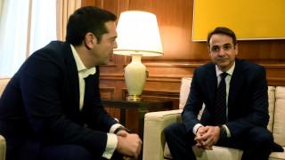 Μαξίμου: Ο κ. Μητσοτάκης καταδικάζει τη βία, αρκεί να μην προέρχεται από την ακροδεξιά