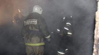 Πυρκαγιά σε ξενοδοχείο της Μόσχας