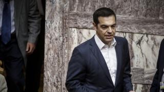 Τσίπρας: Η Ελλάδα μετά από 8 χρόνια μεγάλης κρίσης βγαίνει από αυτό το τούνελ