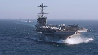 Στα Χανιά το αμερικανικό αεροπλανοφόρο USS Harry S. Truman