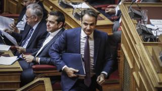 Κ.Μητσοτάκης: Εσείς κάψατε την Αθήνα το 2008