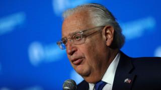Η φωτογραφία που προκάλεσε αμηχανία στον πρέσβη των ΗΠΑ στο Ισραήλ