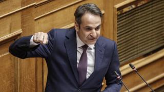 Μητσοτάκης: Δημοκρατική ομαλότητα και Ρουβίκωνες δεν πάνε μαζί