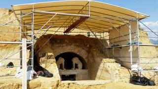 Κίνδυνος να χαθεί το ΕΣΠΑ για την Αμφίπολη λόγω καθυστέρησης των έργων