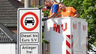 Ποια ευρωπαϊκή πόλη βάζει πρώτη «φρένο» στα παλιά ντιζελοκίνητα αυτοκίνητα