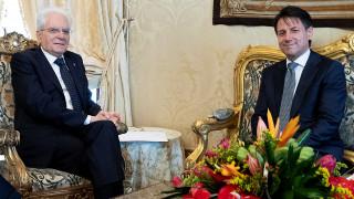 Έλαβε εντολή σχηματισμού κυβέρνησης ο Τζουζέπε Κόντε