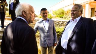 Άλλη μια ευκαιρία για την επίλυση του Σκοπιανού